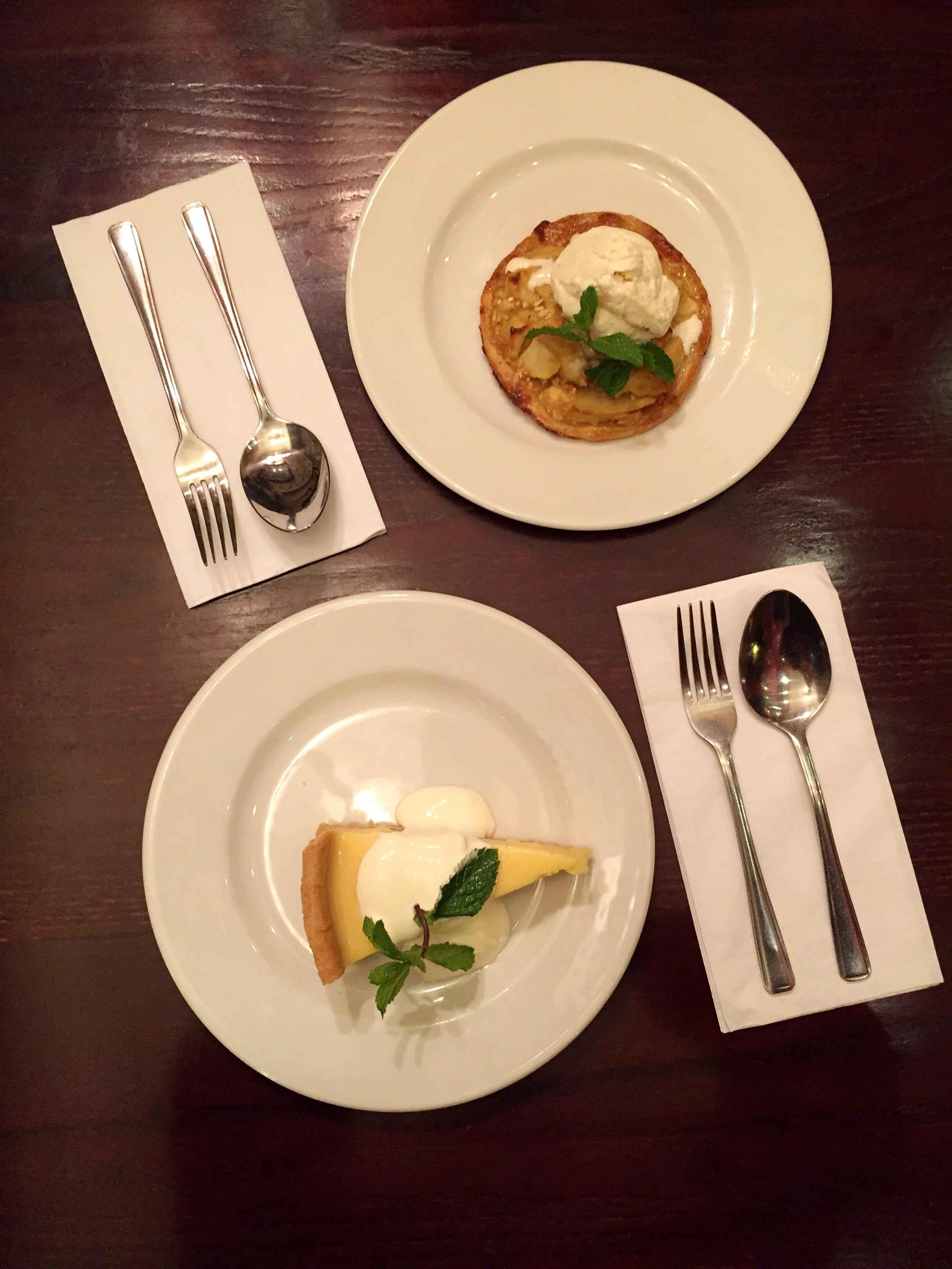 Cafe Rouge Dessert