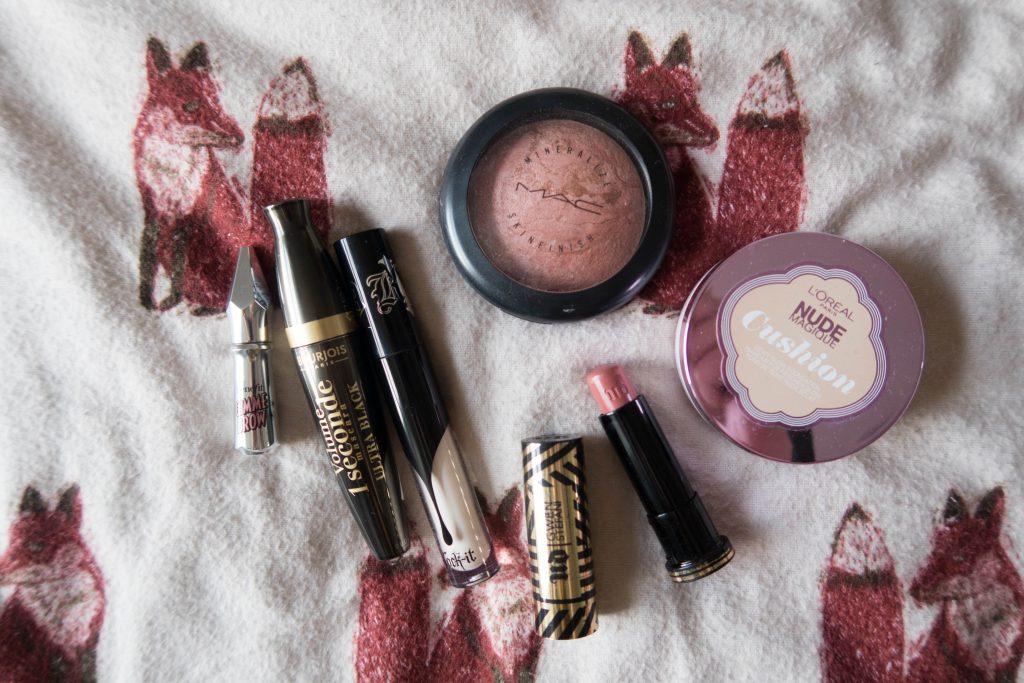 Simple Sunday Morning Makeup