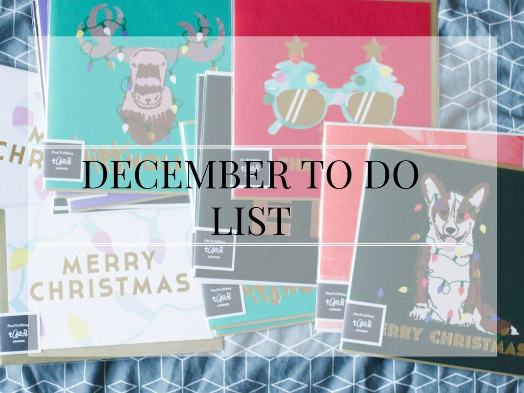 december-to-do-list