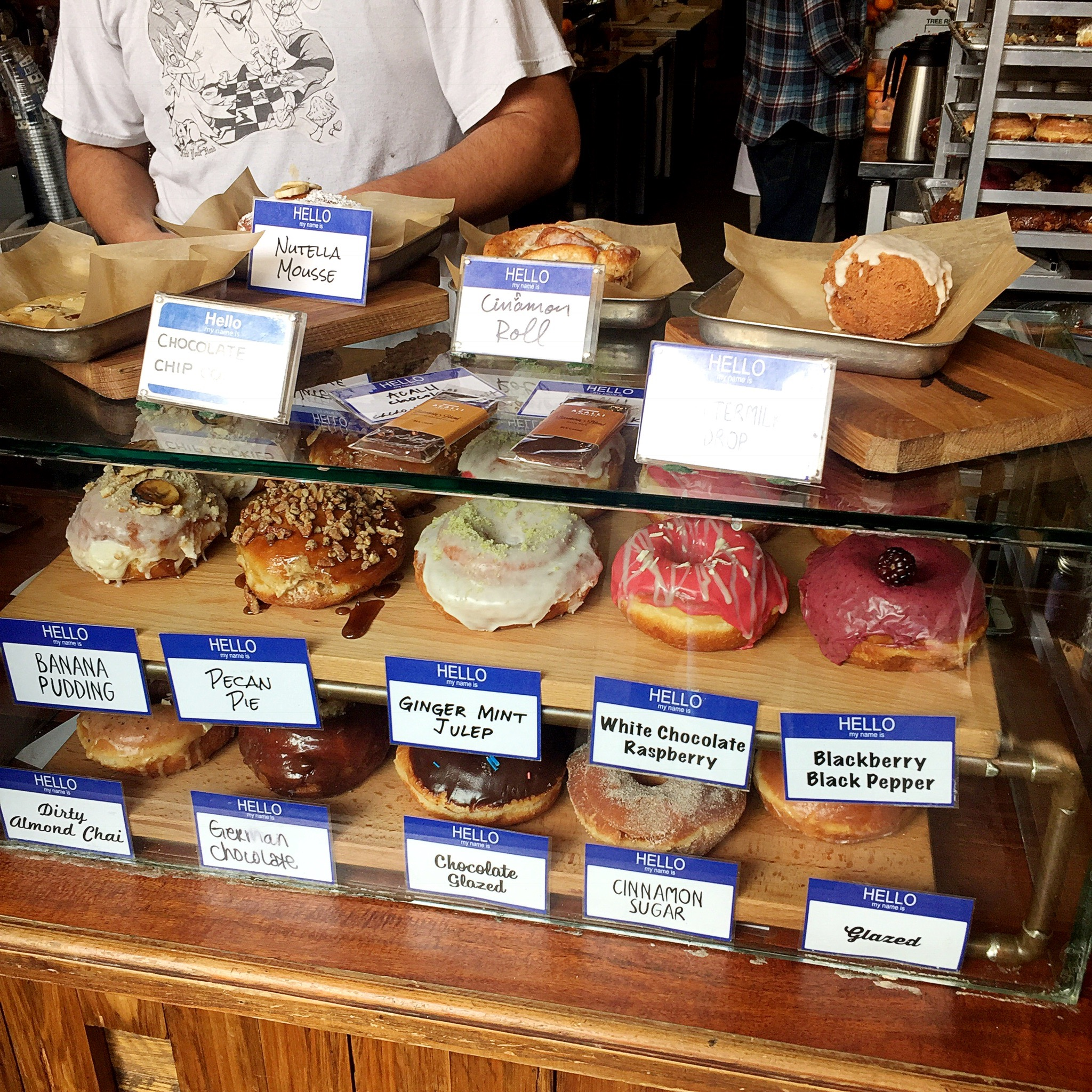 District Donuts