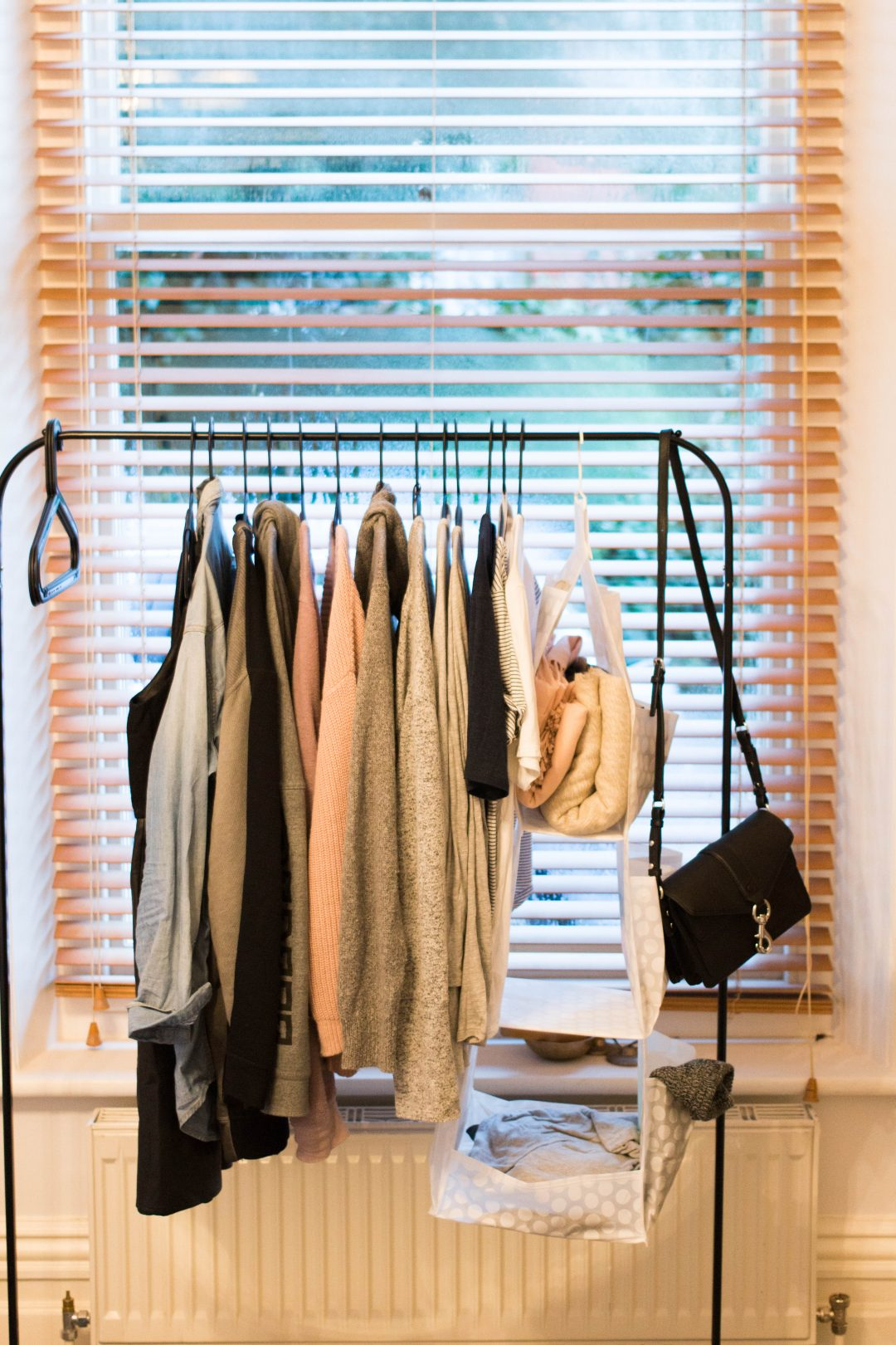 Why you should buy a clothing rail